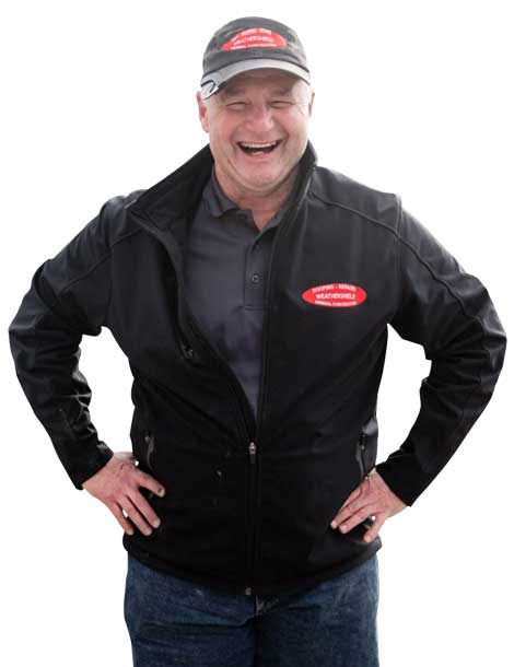 Picture of owner, Fred Bohn, Waco's #1 Roofer.