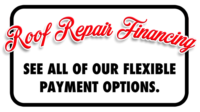 Roof Repair Financing